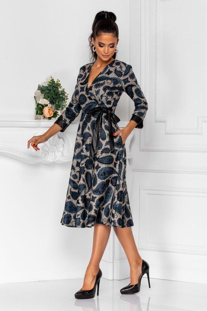 Κρουαζέ φόρεμα | Πώς θα το φορέσεις; 8