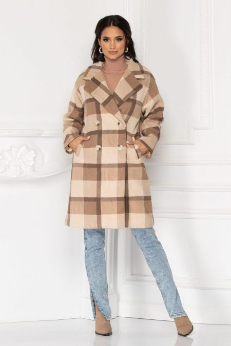 Mony Brown Coat