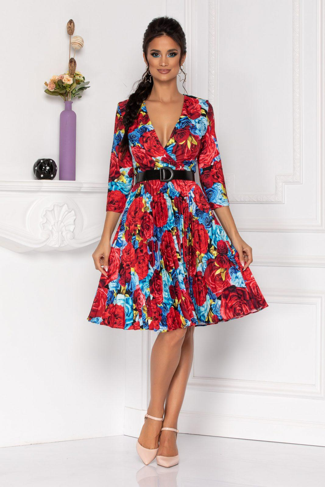 Katelyn Multi Dress