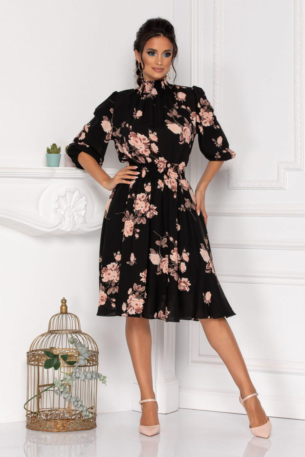 Kim Floral Dress