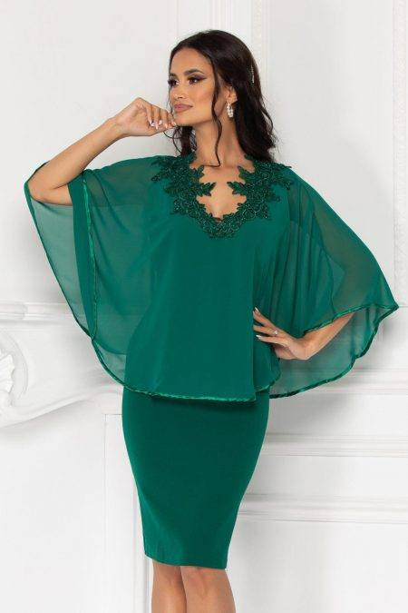 Calliope Green Dress