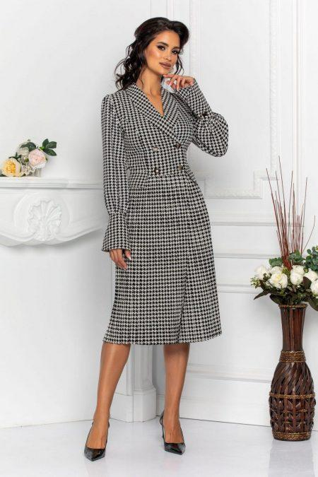 Margott Bicolore Dress