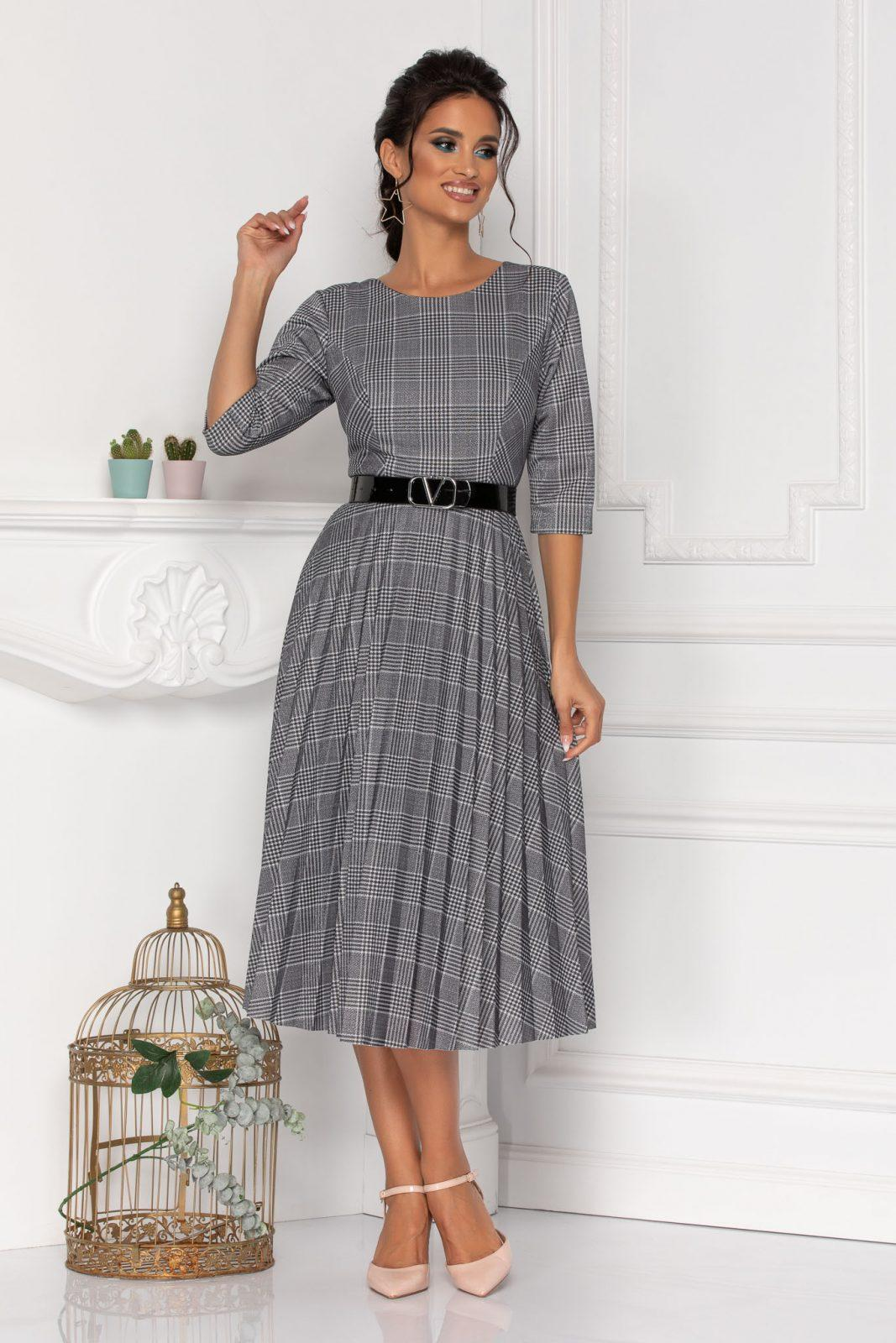 Abigail Gray Dress