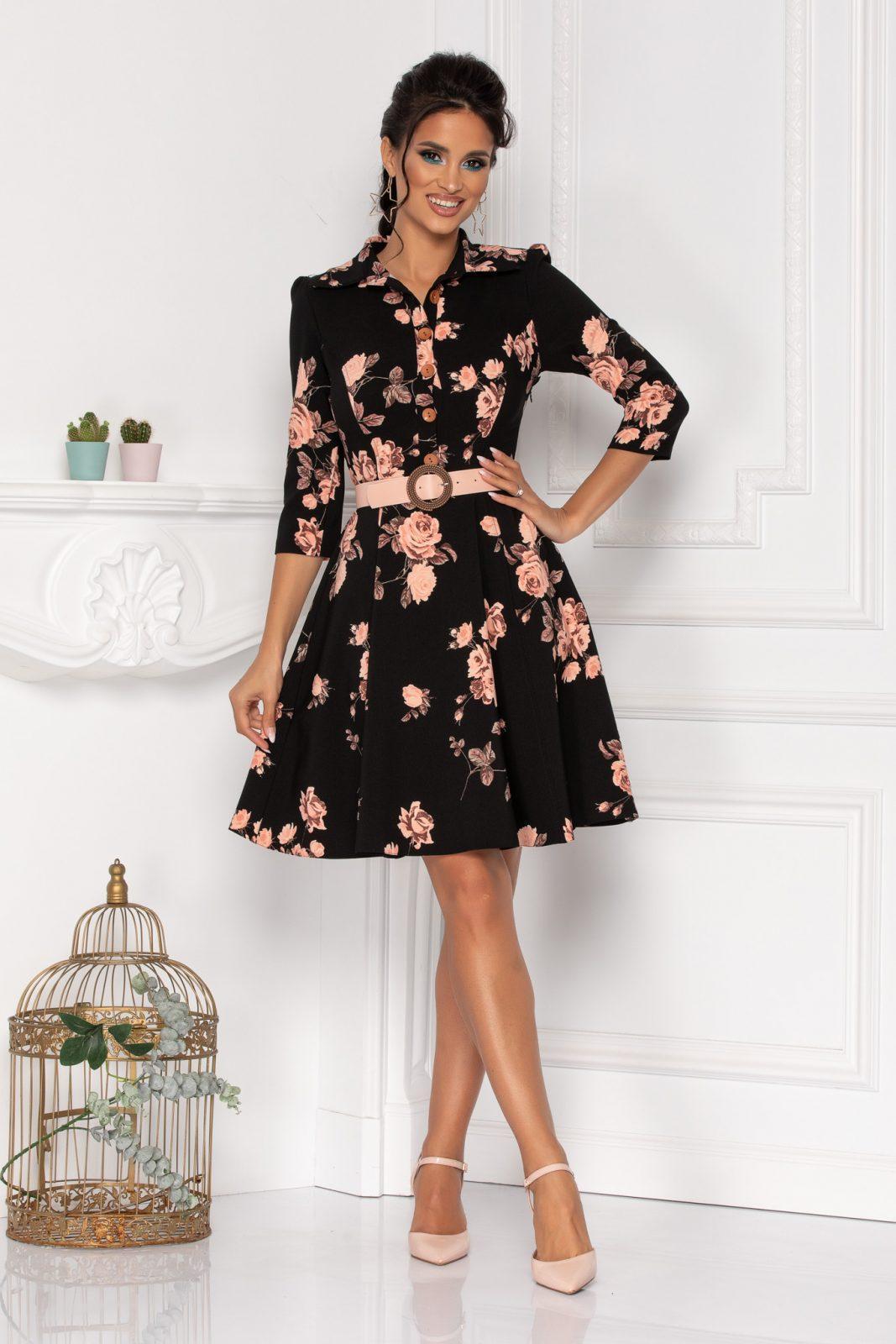 Martha Floral Dress