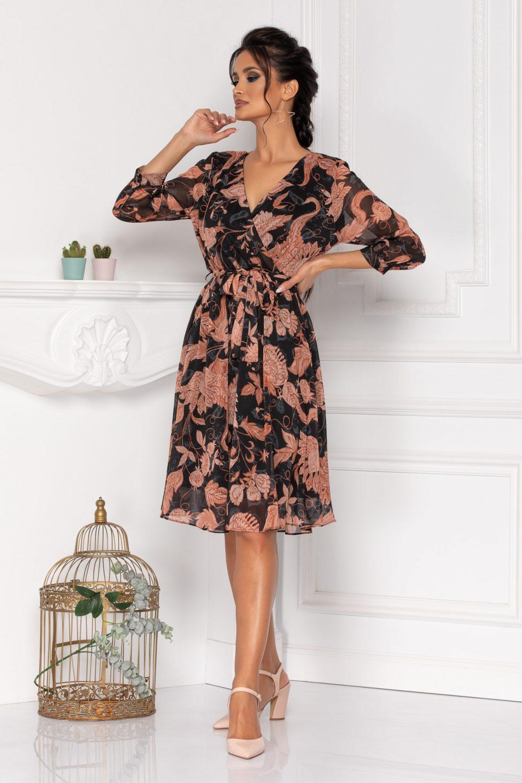 Κρουαζέ Φόρεμα Meredith 8474