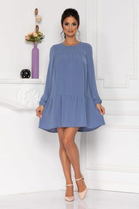 Moze Maya Blue Dress