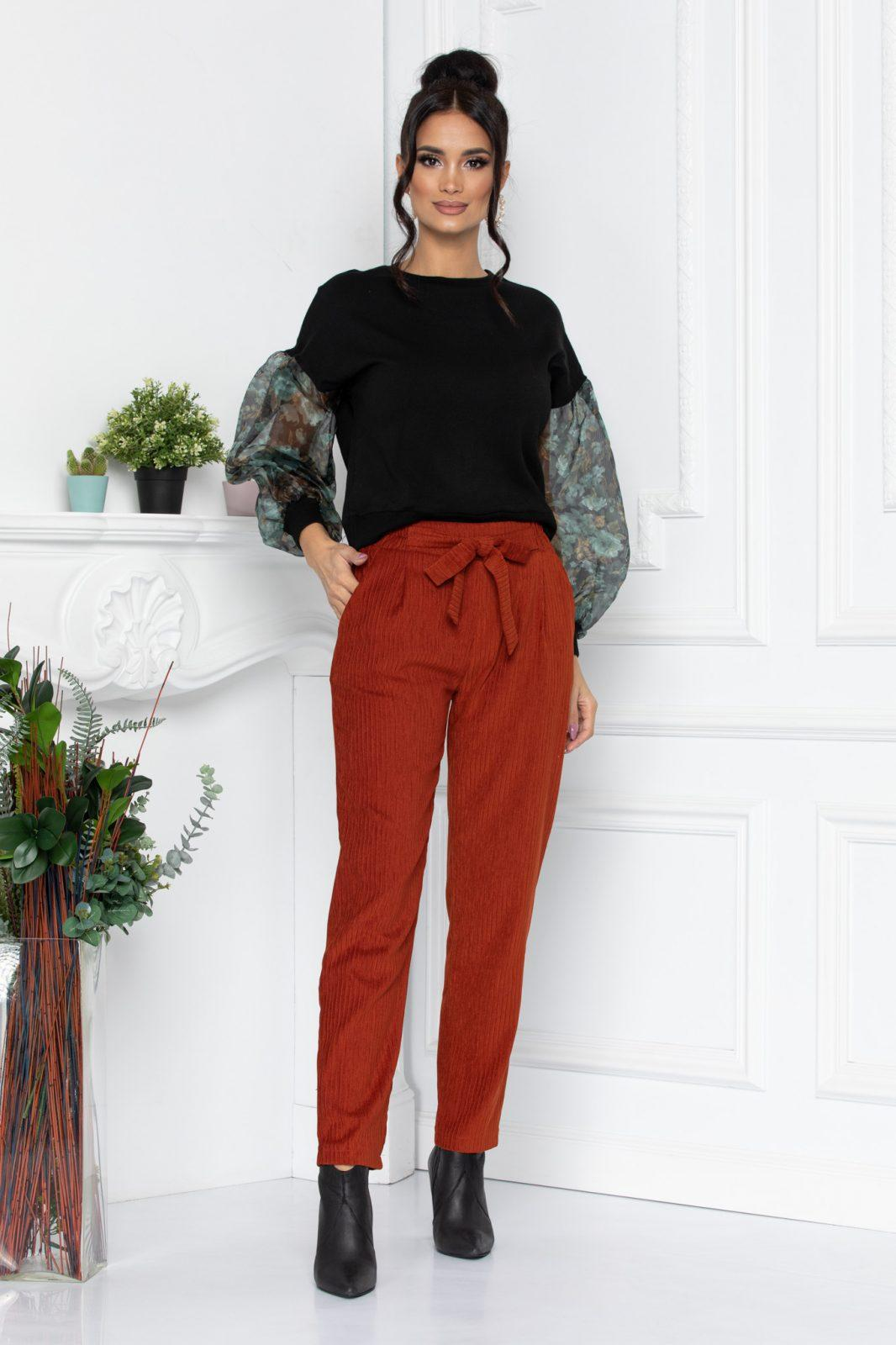 Ginger Bricky Trousers
