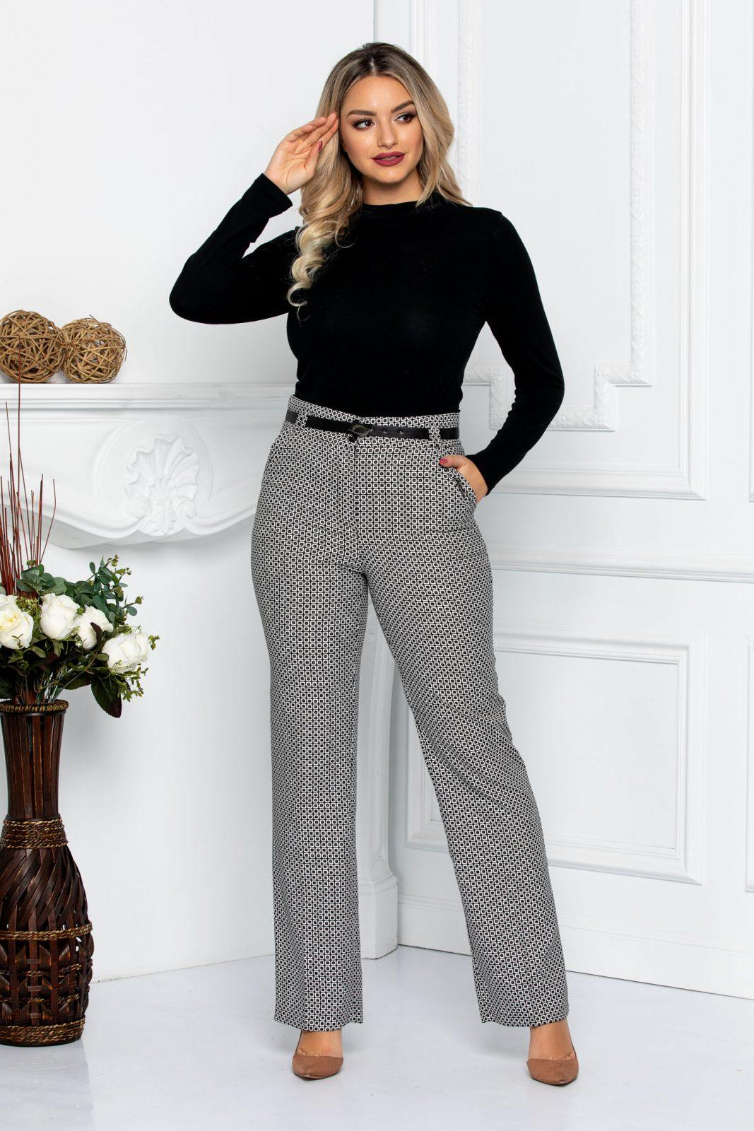 Ryan Bicolore Trousers
