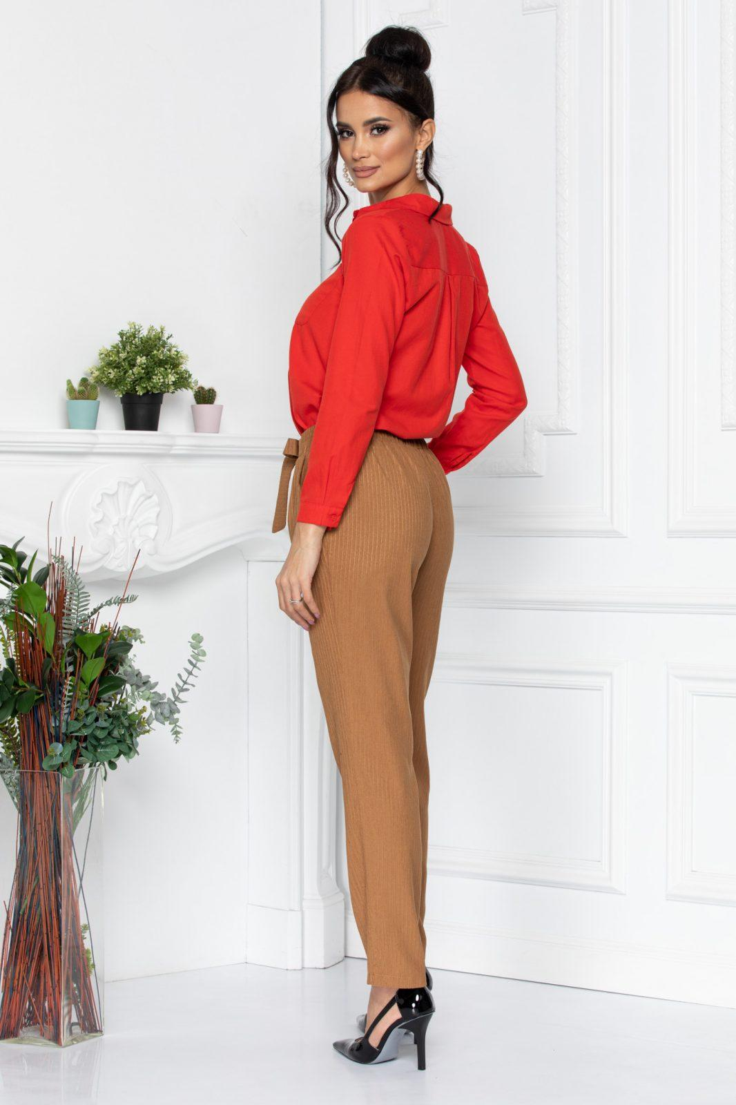 Παντελόνι Από Βελούδο Ginger 8890 1