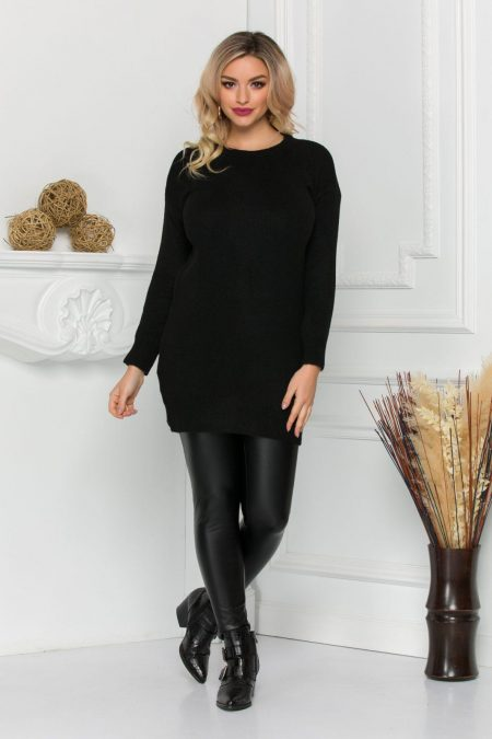 Remi Black Sweater