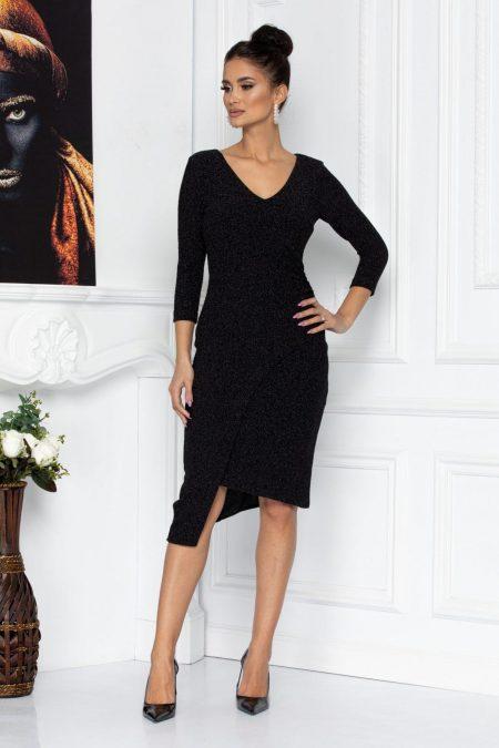 Glamy Black Dress