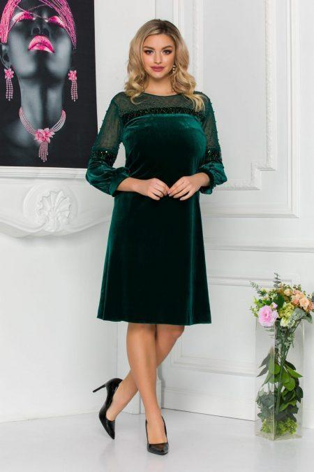 Kiara Green Dress