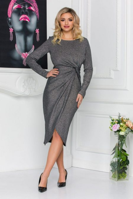 Willow Silver Dress
