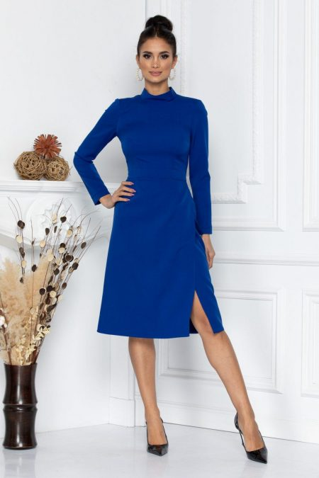 Moze Melya Blue Dress