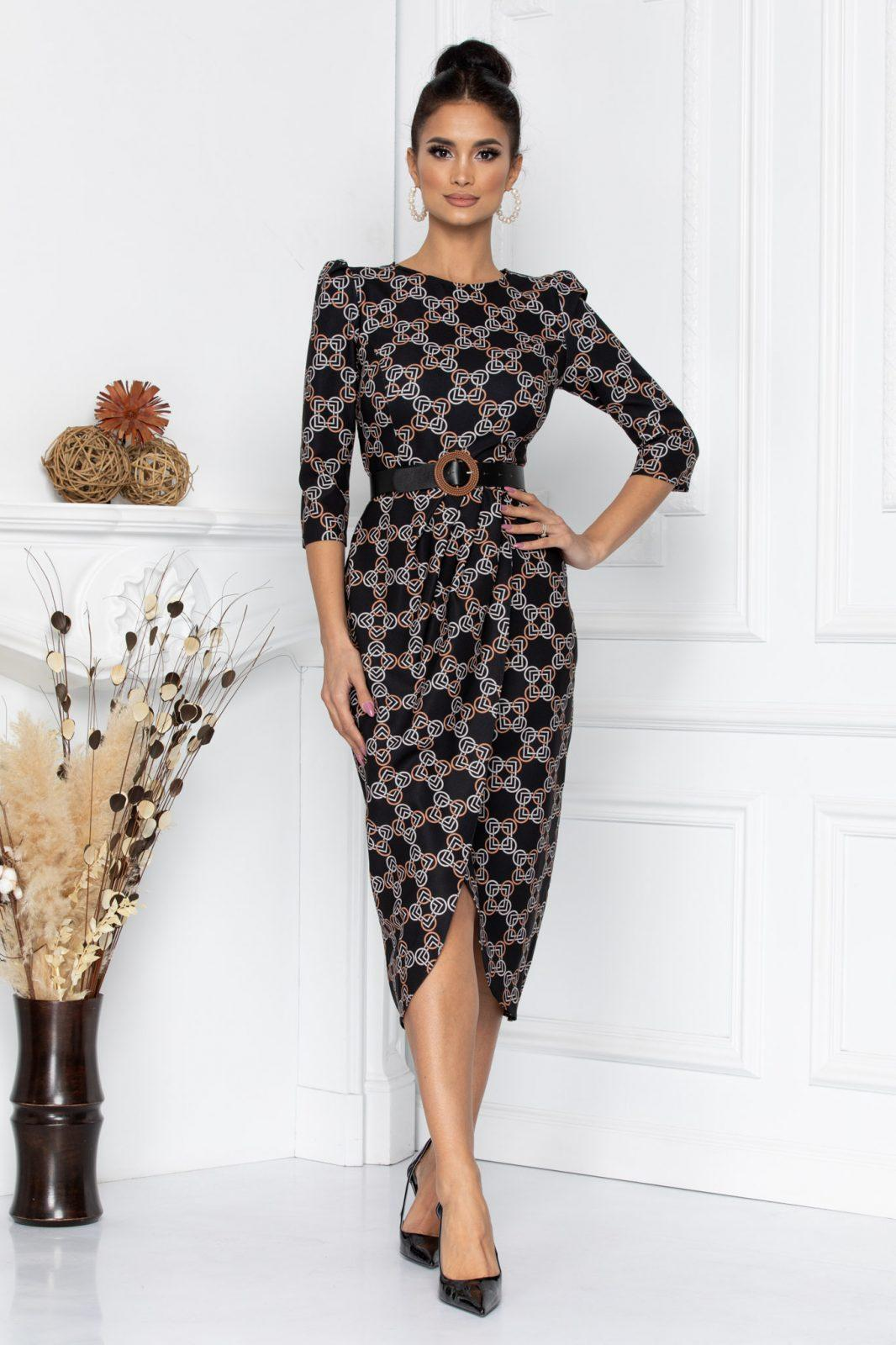 Lenny Black Dress