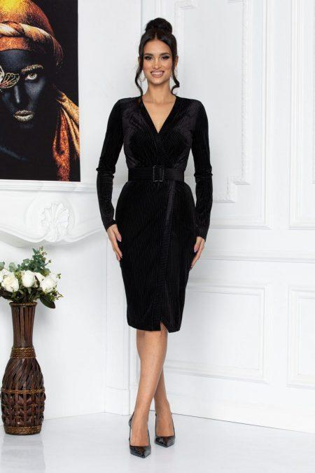 Elegance Black Dress