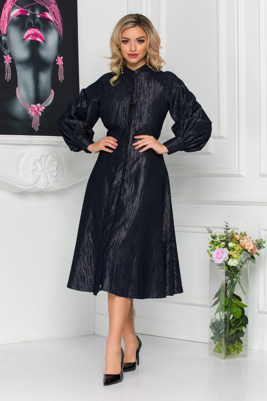 Adda Navy Dress