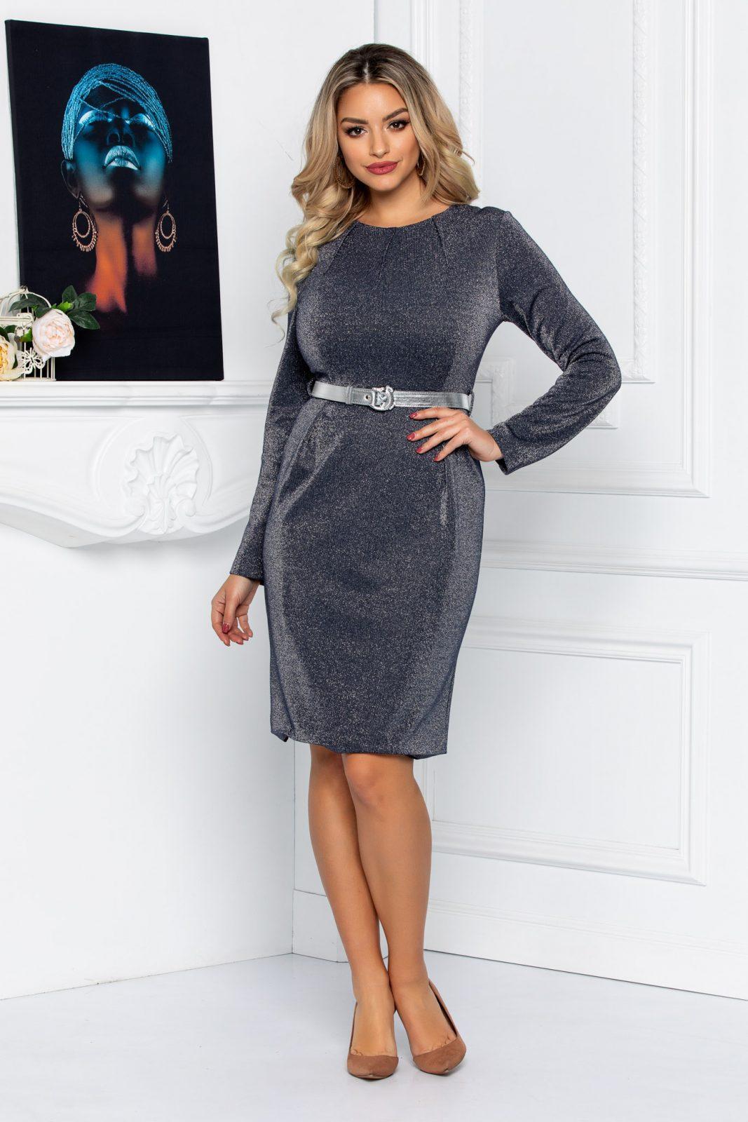 Camy Gray Dress