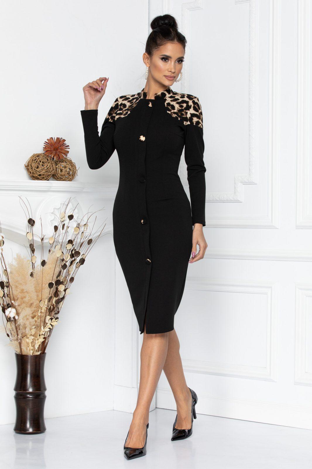 Moze Nova Black Dress