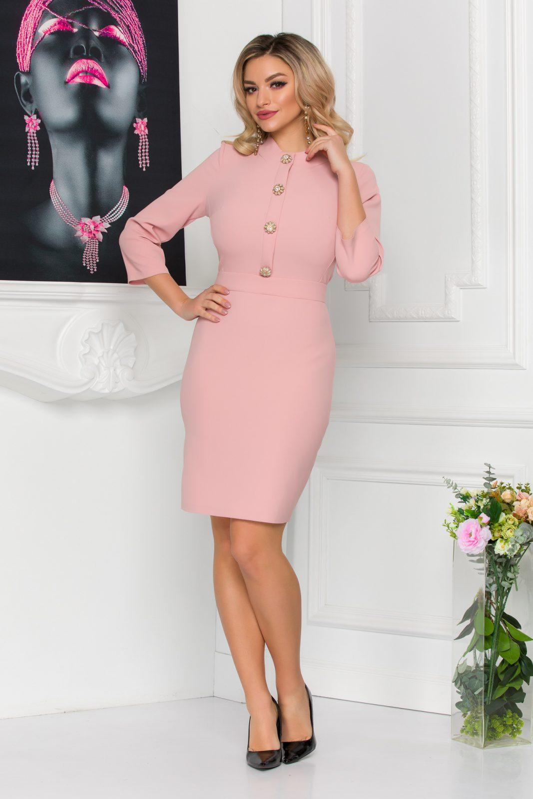Christie Rose Dress