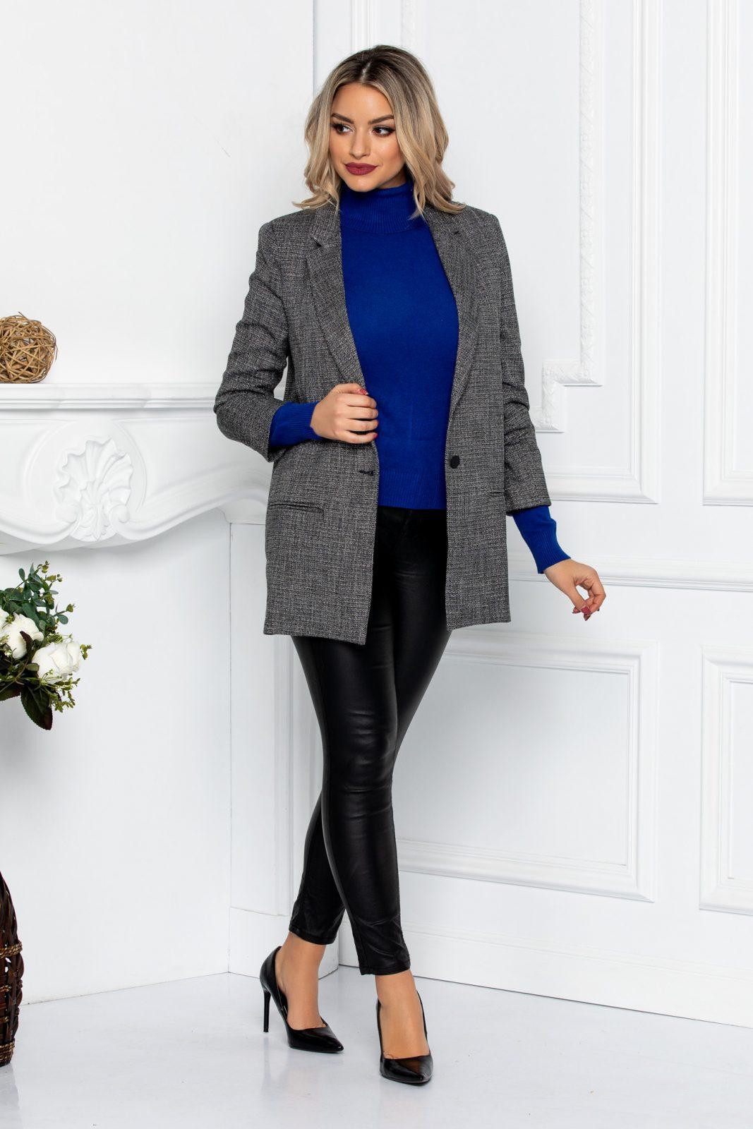 Olly Grey Jacket