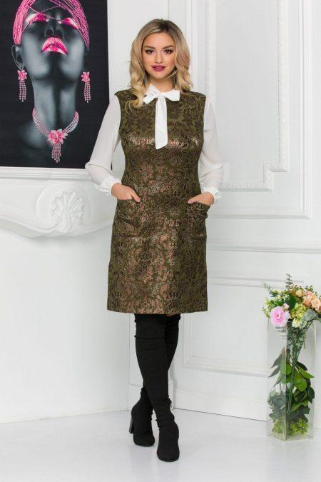 Joyce Green Dress