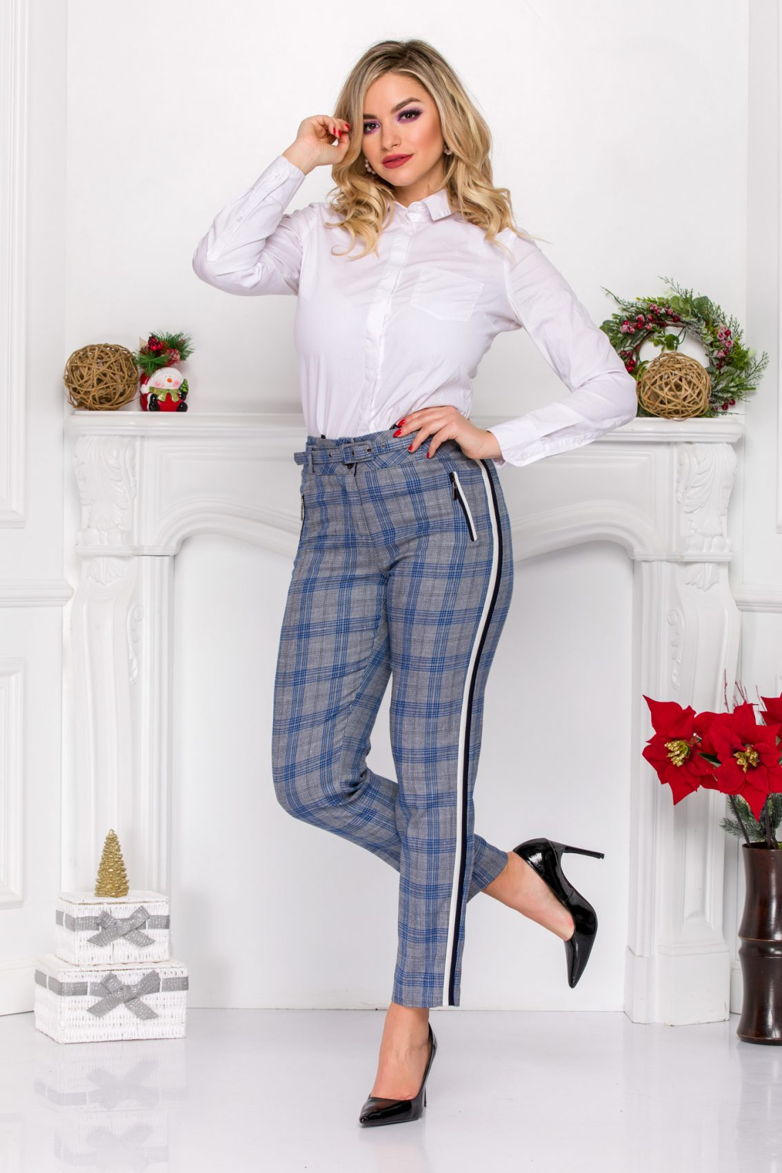 Looney Gray Trousers