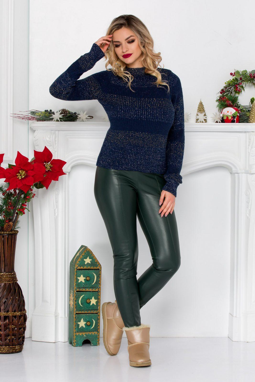 Cooper Navy Sweater