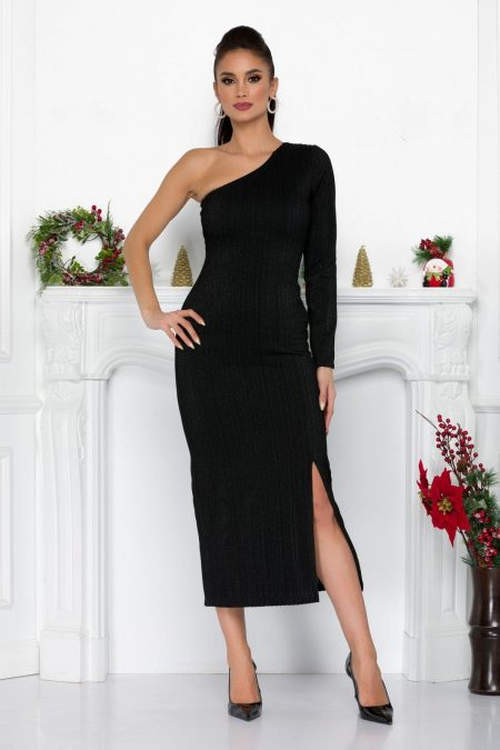 Samantha Black Dress