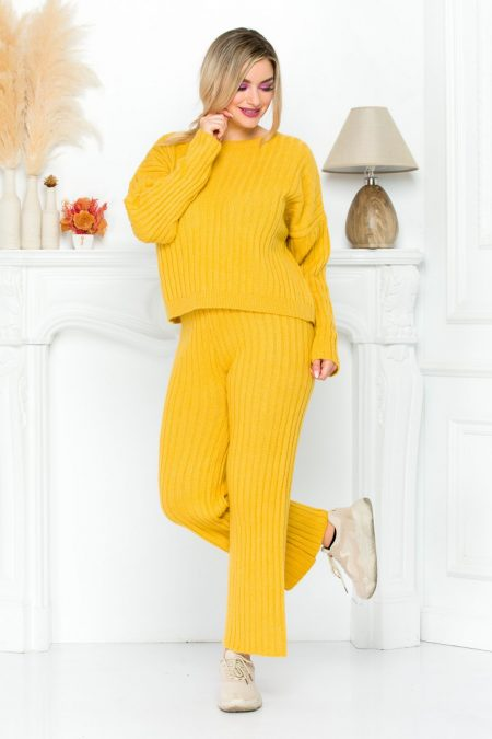 Arely Yellow Set
