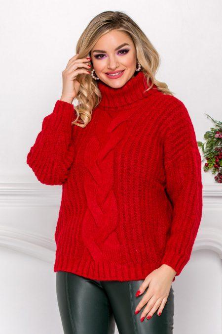 Maxx Red Sweater