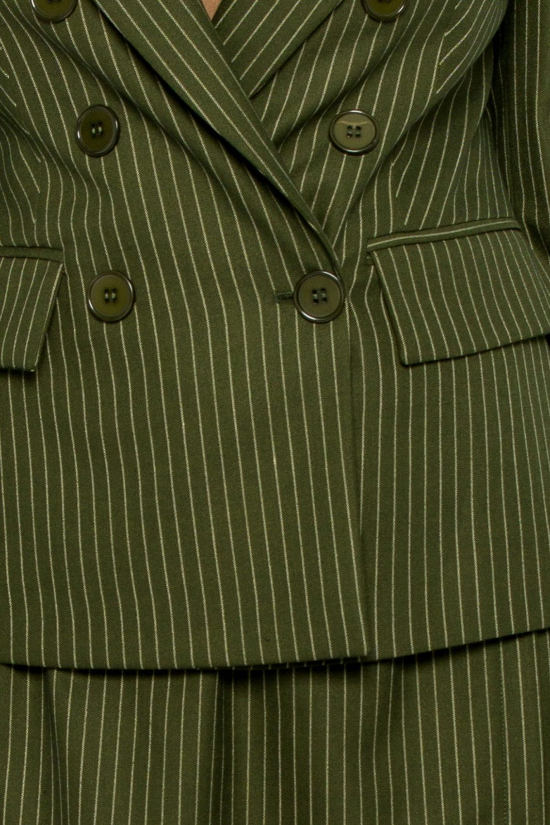 Πράσινο Σετ Σακάκι Με Σορτς Betsy 9552 4