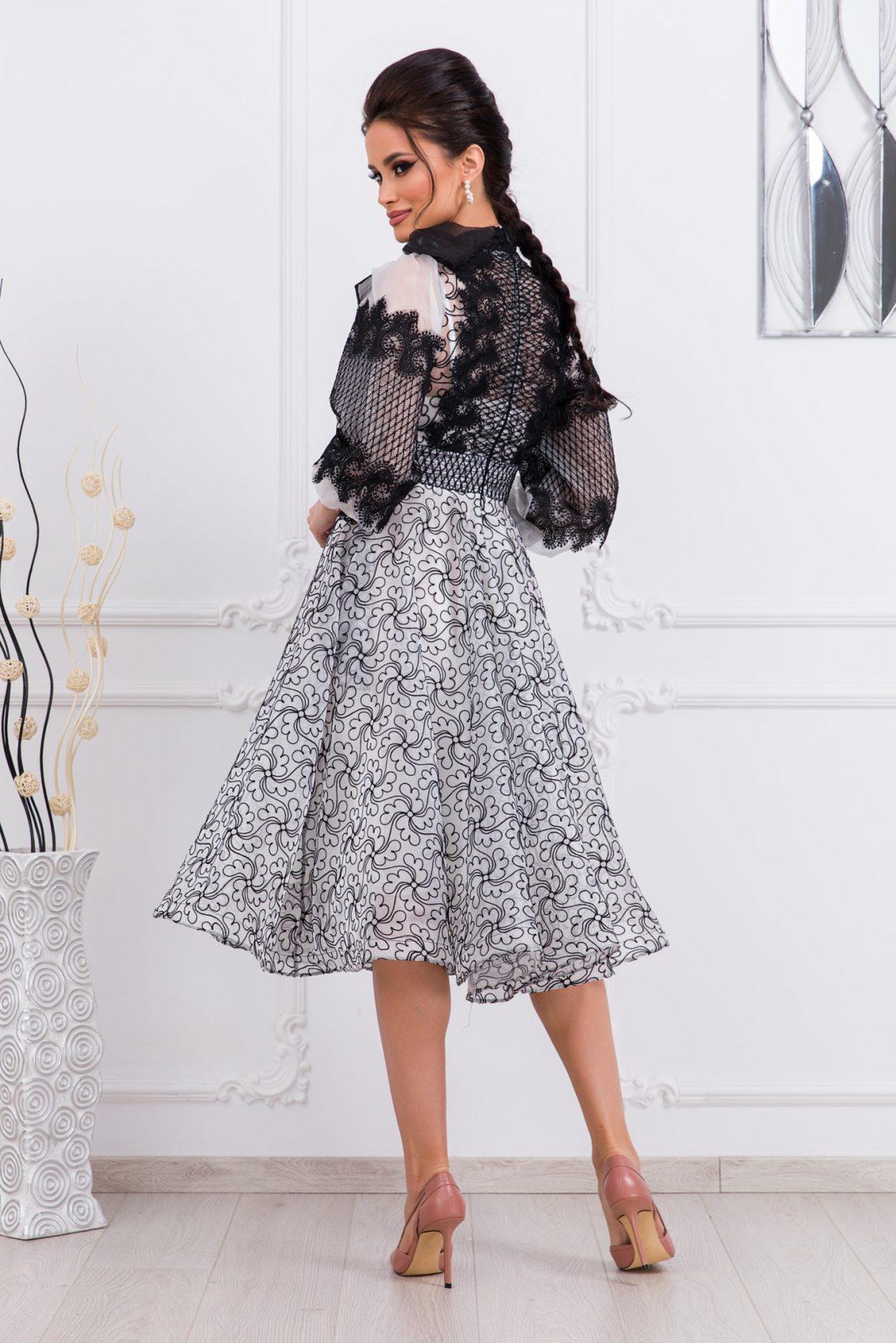 Βραδινό Φόρεμα Με Δαντέλα Radiant 9749 2