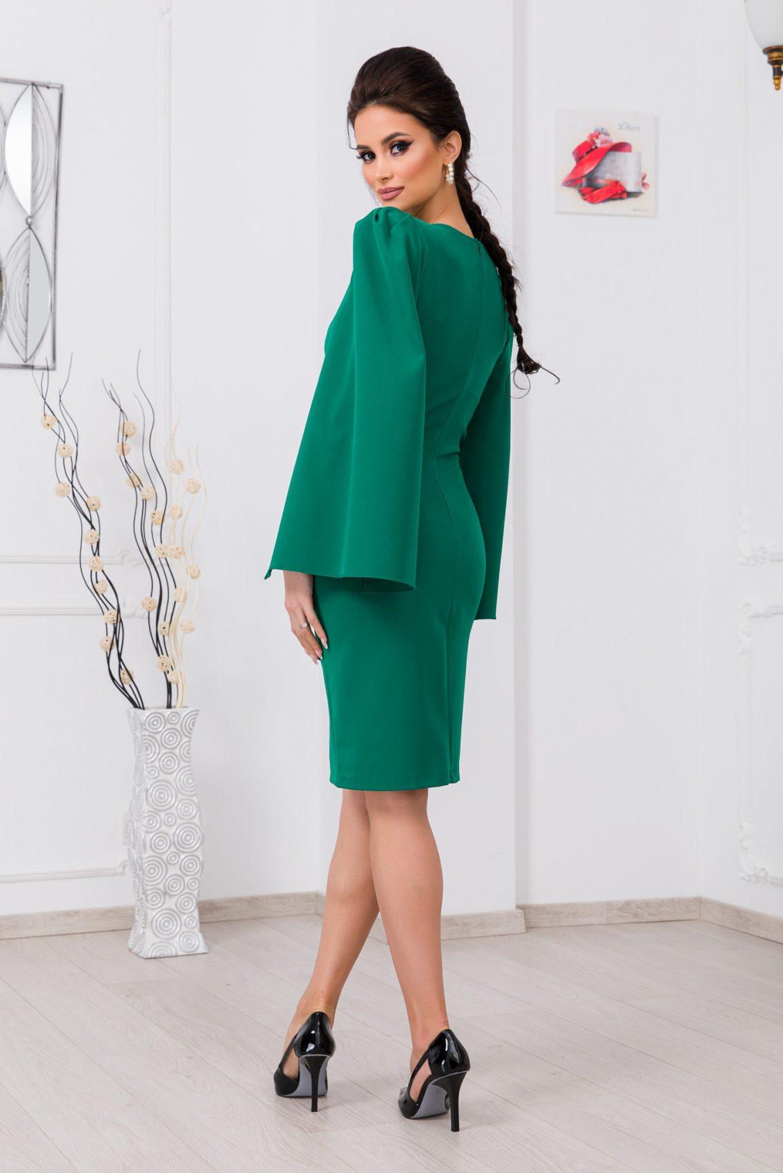 Πράσινο Φόρεμα Dulce 9762 2