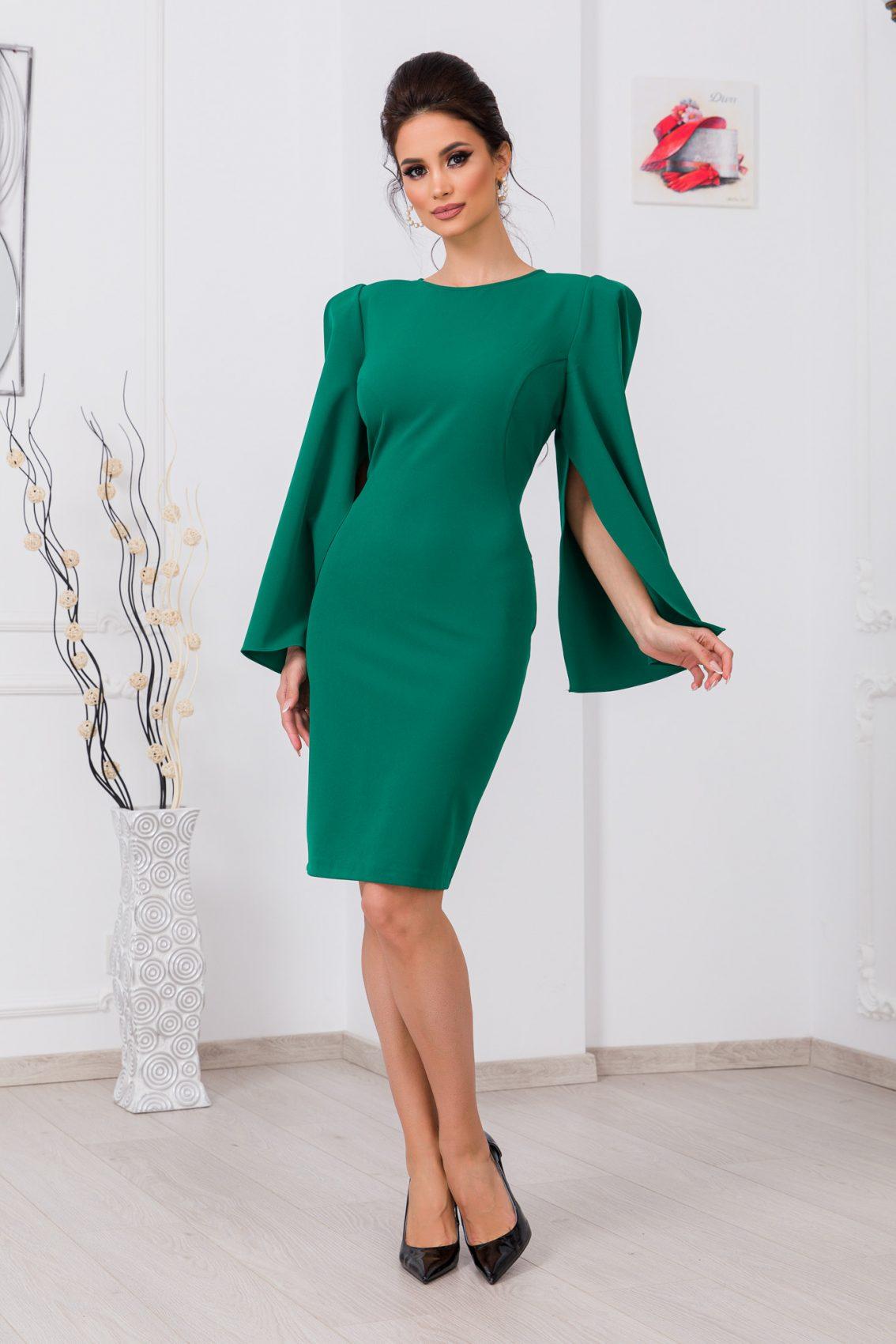 Πράσινο Φόρεμα Dulce 9762 1