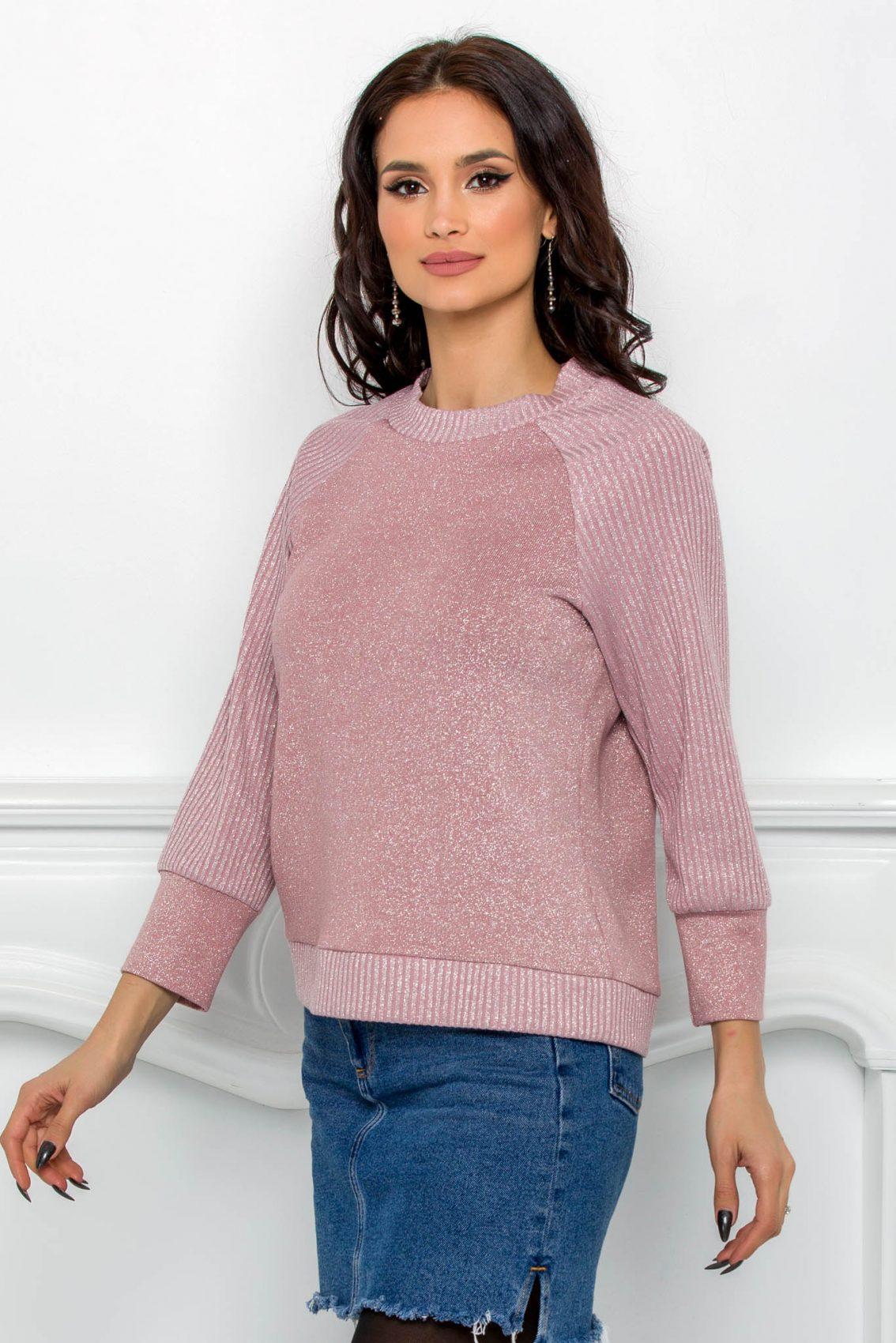 Ροζ Μπλούζα Shana 9661 1