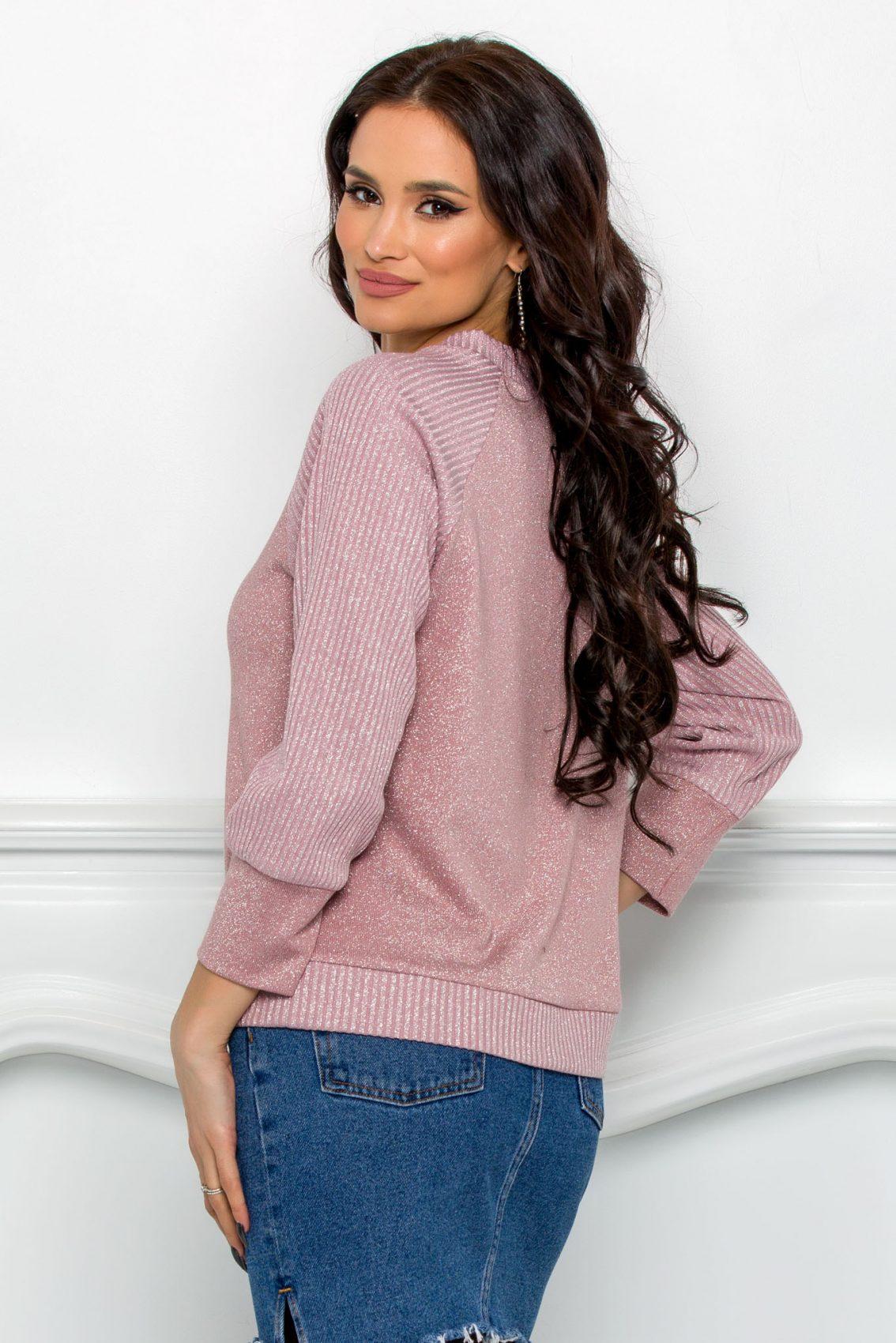 Ροζ Μπλούζα Shana 9661 3