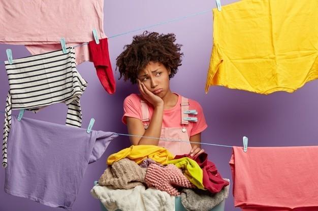 Πώς να αφαιρέσετε τους λεκέδες από τα ρούχα σας! 1