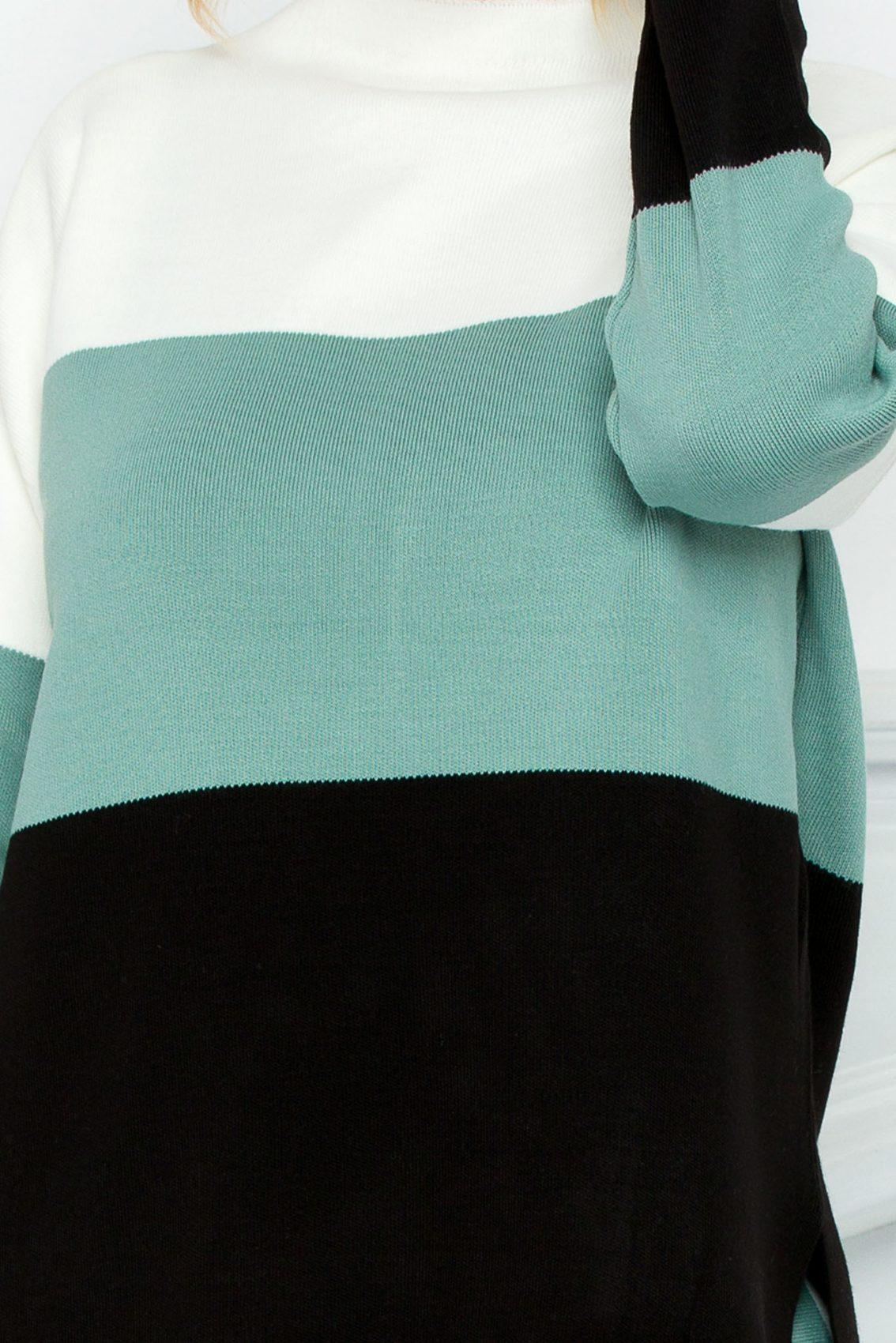 Πράσινο Πλεκτό Σετ Nolita 9260 2