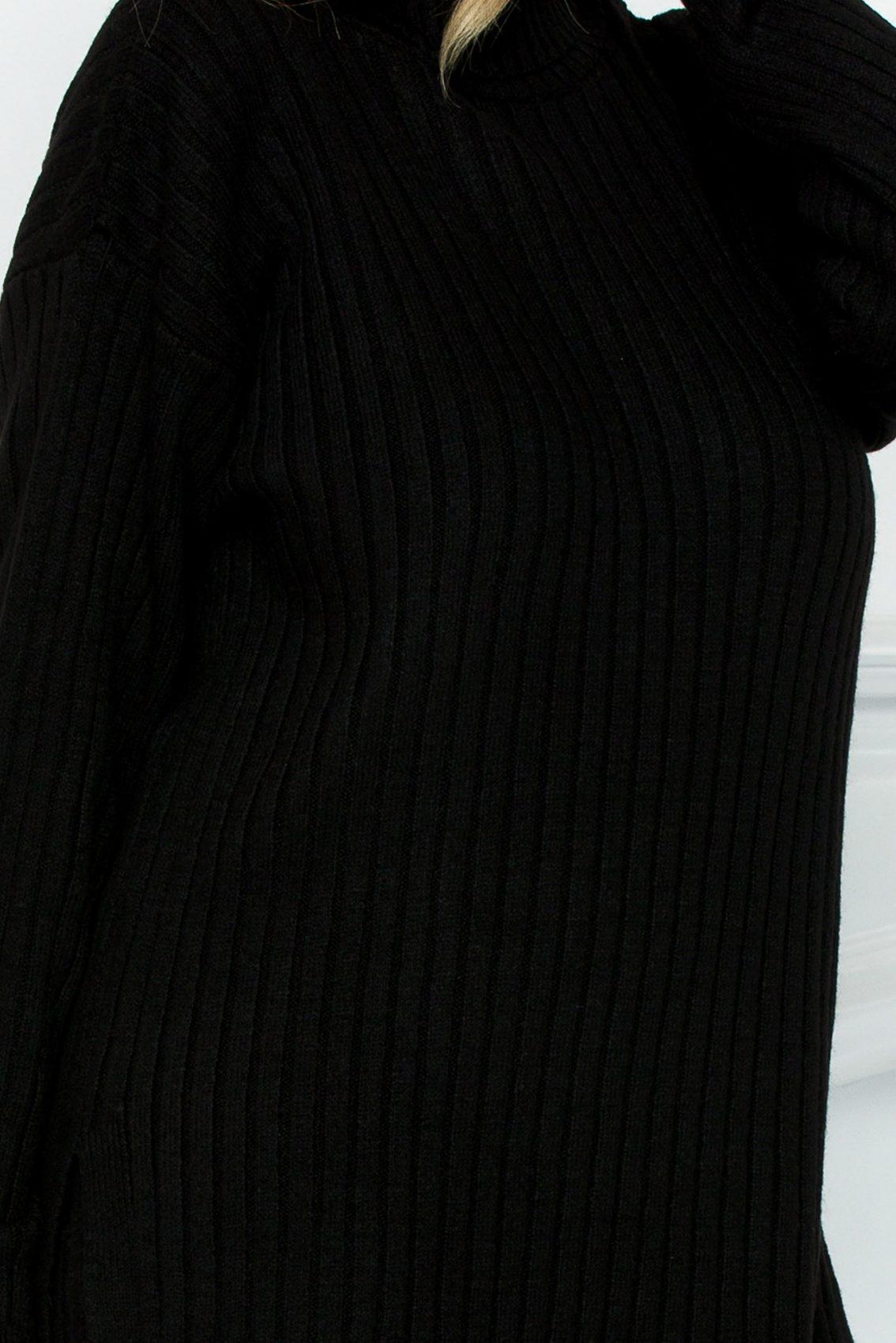 Μαύρο Πλεκτό Σετ Ronn 9267 2