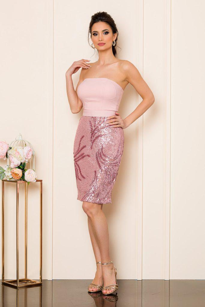 Ροζ φόρεμα | Πώς θα πετύχετε μια τέλεια εμφάνιση 12