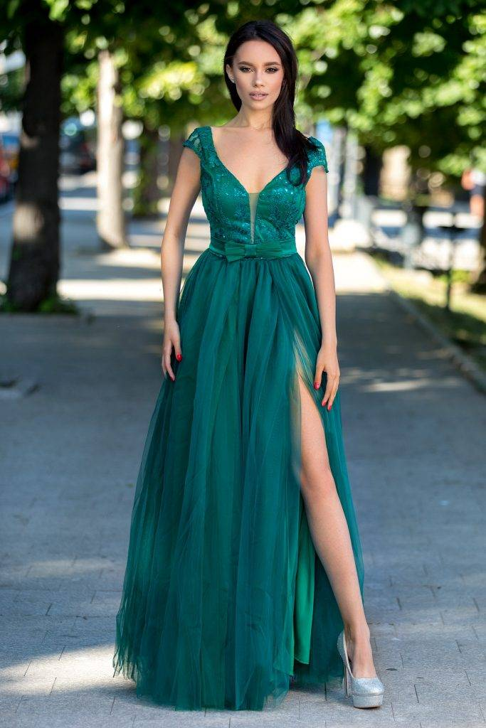 Πράσινο φόρεμα | Πώς μπορείς να το συνδυάσεις 2