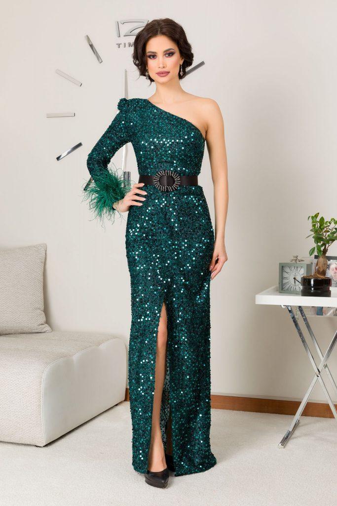 Πράσινο φόρεμα | Πώς μπορείς να το συνδυάσεις 20
