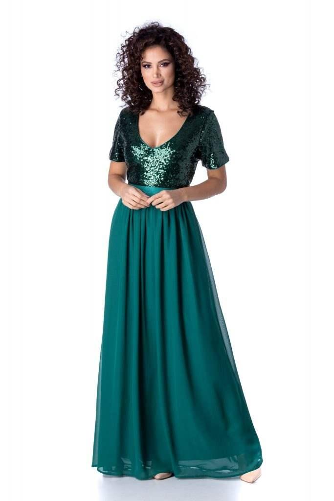 Πράσινο φόρεμα | Πώς μπορείς να το συνδυάσεις 6