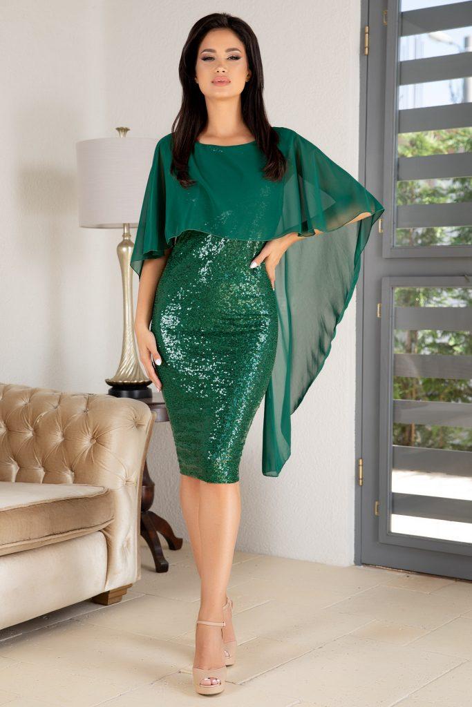 Πράσινο φόρεμα | Πώς μπορείς να το συνδυάσεις 3