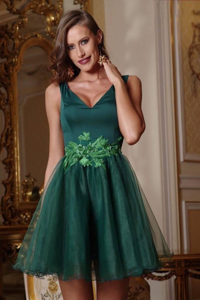 Πράσινο φόρεμα | Πώς μπορείς να το συνδυάσεις 12