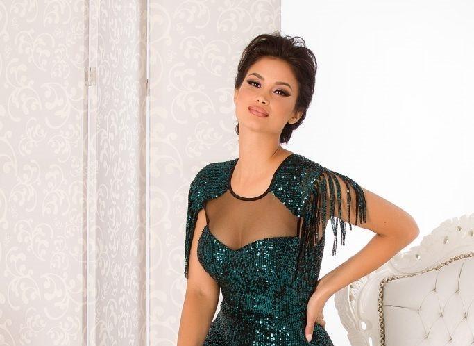 Πράσινο φόρεμα | Πώς μπορείς να το συνδυάσεις 1