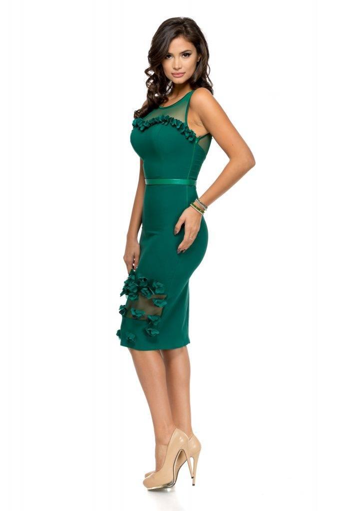 Πράσινο φόρεμα | Πώς μπορείς να το συνδυάσεις 8