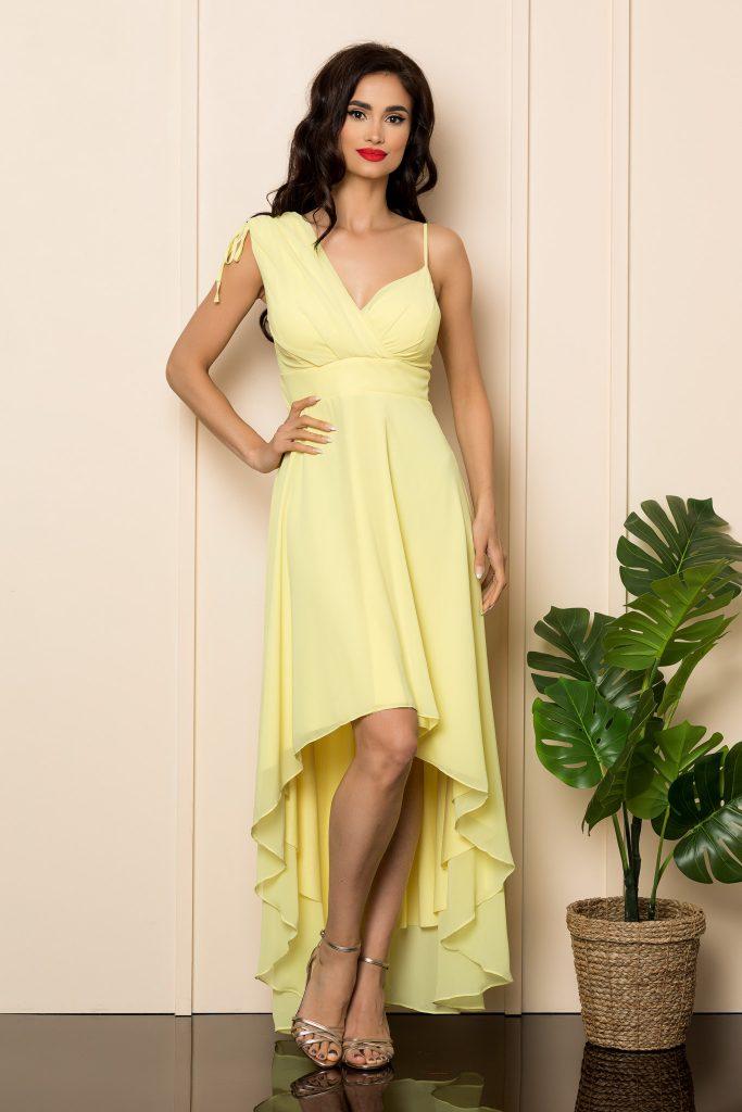 Κίτρινο Φόρεμα   Στυλιστικές Προτάσεις 28