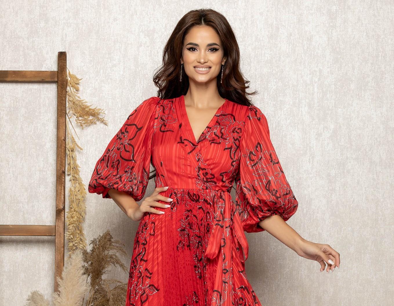 Κόκκινο Φόρεμα   Red Dress 1